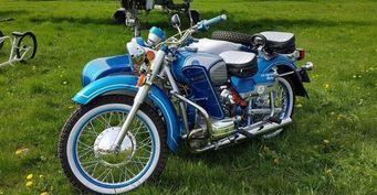 На Украине возродят мотоцикл «Днепр»