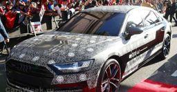 Новое поколение Audi A8 получит массажер для ног