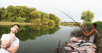 Обрывы и перекаты: как выбрать уловистые места для речной рыбалки