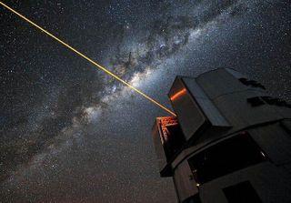 Ученые: Благодаря лазерному лучу связь с Землей станет в 1000 раз быстрее