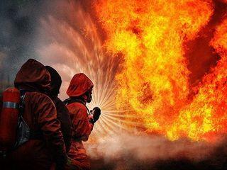 В Кинешме загорелось производство «Автоагрегат»