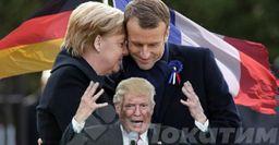 Господству США приходит конец: Франция и Германия планируют избавиться от американской зависимости