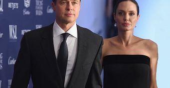 «Снежная королева» оттаяла: Анджелина Джоли впервые после развода разрешила Брэду Питту увидеться сдетьми