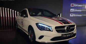 Обновленный Mercedes-Benz CLA начали продавать в Индии