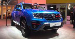 Renault Duster с 154-сильным турбомотором выйдет на индийский рынок