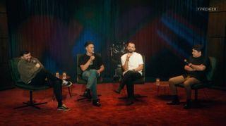 Фрагмент шоу Talk наТНТ