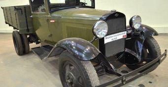 Машина на дровах и угле: Чем примечательна легендарная «полуторка» ГАЗ-АА