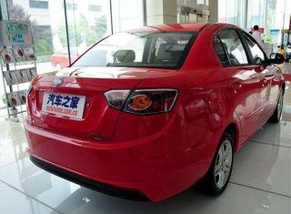 В России появится новый седан китайского производства