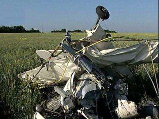 В Подмосковье погиб пилот неисправного самодельного самолета