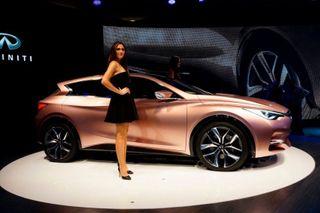 Infiniti делает конкурента Audi Q3, BMW X1, Lexus NX и Mercedes-Benz GLA