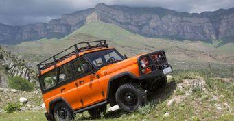 Турбодизель и«автомат»: Новый УАЗ «Хантер» для Эфиопии станет круче российского