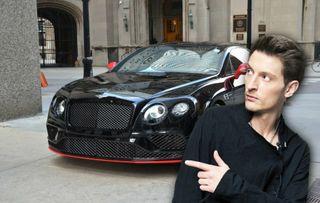 Любимый авто Павла Воли. Коллаж: Pokatim