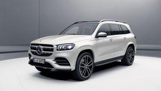 Фото: Mercedes-Benz GLS, источник: Mercedes