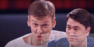 Фото: Шастун иМусагалиев нашоу «Почувствуй нашу любовь дистанционно», pokatim.ru
