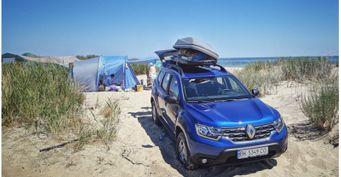Четыре этапа подготовки Renault Duster перед поездкой на море назвали автолюбители