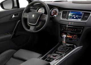 Peugeot представили новое семейство 508