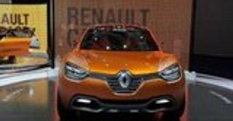 Стильный кроссовер от французов - обзор Renault Captur 2013