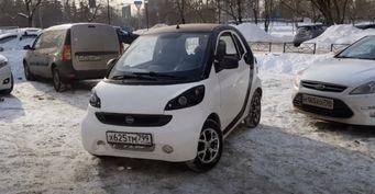 «КАМА-1» под ударом: Российский электромобиль «Ардерия ТС-2» показали взимнем тесте