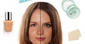 Блеск лица исчезнет. Лучшие средства, которые сделают кожу «матовой»