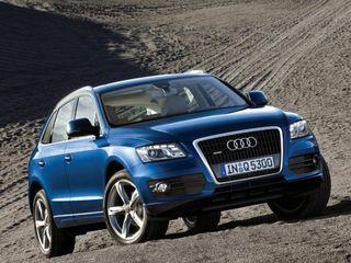 Audi представит рестайлинговую модель Q5 через два года