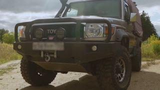 Фото: Toyota Land Cruiser 79, источник: Скриншот сYouTube-канала «Журнал 4×4 Club»