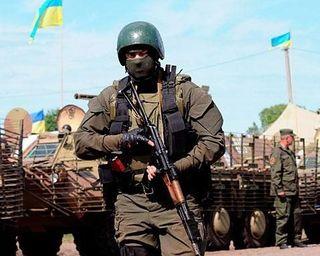 В плен к силовикам попали 40 ополченцев ЛНР