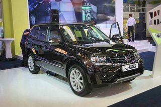 Suzuki Vitara в новом качестве на рынке России