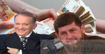 5,5млн рублей заигру вКВН: Команда изЧечни обошлась Кадырову больших денег