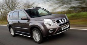 Квадратный «Хитрила» снадежной «начинкой»: Выбираем б/у Nissan X-Trail правильно