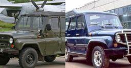 «Русский Брабус» 90-х: Hеобычный УАЗ-31512 ЛЛД – первая попытка мелкосерийного тюнинга