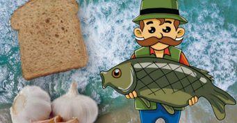 3 рецепта натуральных прикормок, на которые клюёт белая рыба