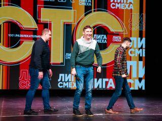 Коллектив «Русской дороги» на«СТС» / Фото: ВКонтакте/Международный союз КВН