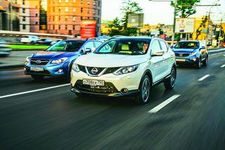 Kia Sportage против Nissan Qashqai. Как корейцы японца порвали