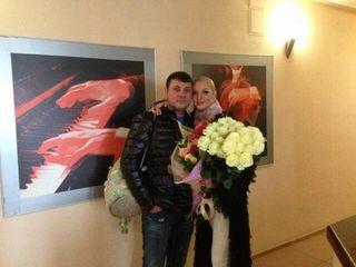 Волочкова обвинила экс-супругу Бахтияра в воровстве