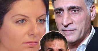 Обидно затоварища: Алексей Панин публично унизил жену Кеосояна, назвав Симоньян «бобром»