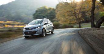 General Motors на продаже каждого Chevrolet Bolt может терять по $9000