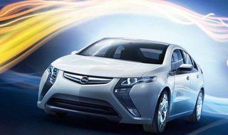 Opel собирается заняться серийным выпуском электрокаров