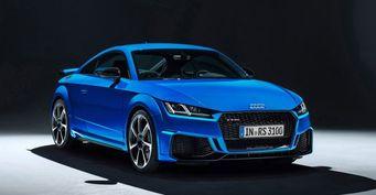 Audi привезет в Женеву обновленные TT RS