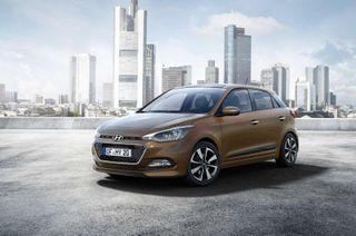 В Hyundai официально презентовали новое поколение i20 2015