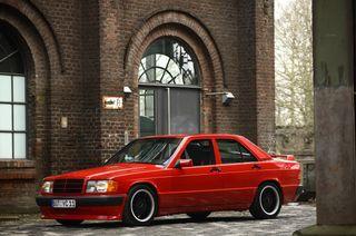 Фото: Mercedes-Benz W201, источник: Mercedes-Benz