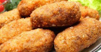 Хрустящие куриные «пальчики» спеченью
