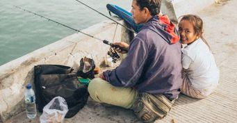 От удочки до аптечки. Как подготовиться к совместной рыбалке с ребенком