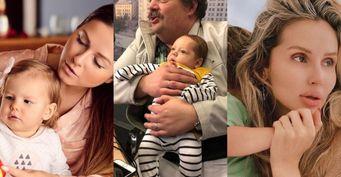 Дочь Нюши возглавила топ-5 чудаковатых имён звездных детей