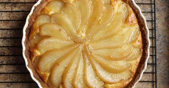 Сливочный пирог сгрушами назамену Шарлотке