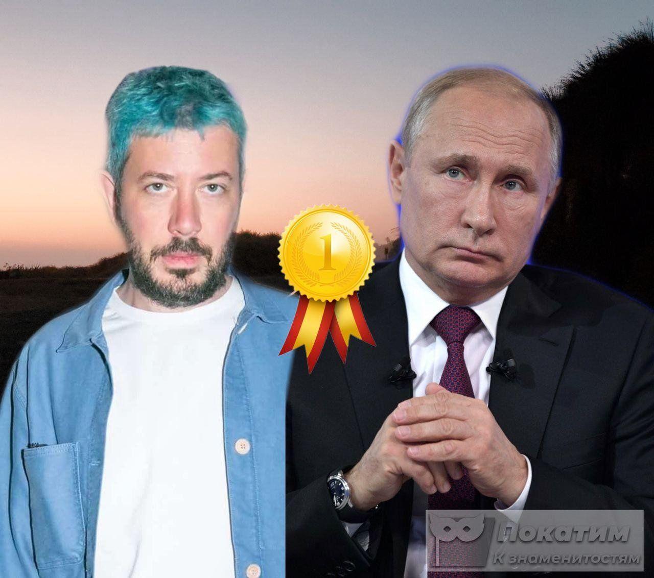 Похабные оскорбления Родины или зачто Путин наградил Лебедева медалью «Зазаслуги перед Отечеством»