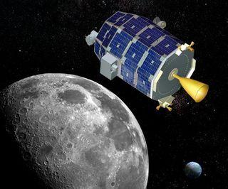 LADEE пополнил список спутников, покоящихся на лунном кладбище