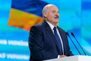 Снова увласти— нафото Александр Лукашенко//источник: ТВЦентр