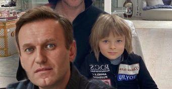 Навальный пристыдил «алчного» Плющенко за впутывание сына в агитационную рекламу