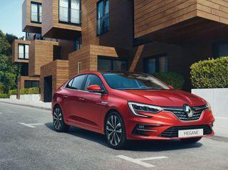 Фото: Renault Megane, источник: Renault