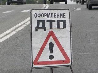 "В Северске на ""зебре"" Hyundai сбил мужчину"